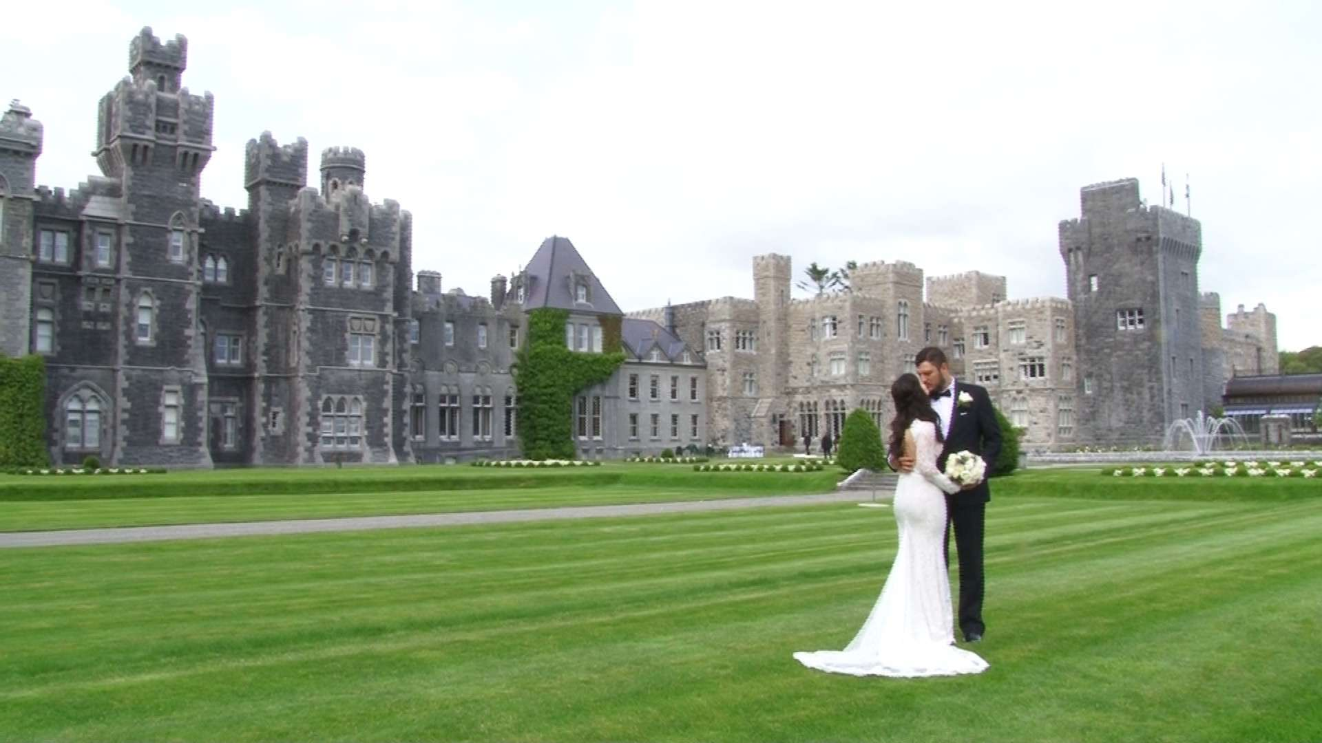 Ashley Brodey S Wedding Video At Ashford Castle Cong Co Mayo By E Digital Videos